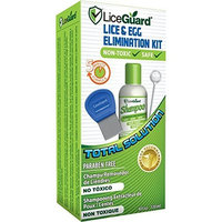 ARR HEALTH TECHNOLOGIES INC. Liceguard Shampoo Elimination Kit
