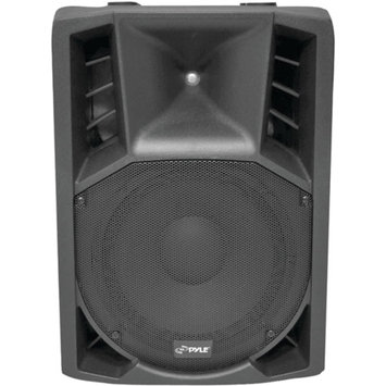 Sound Around Electronics SOUND AROUND-PYLE INDUSTRIES PPHP128AI 12 inch 1200 Watt 2 Way PA Speaker with Built-In iPod Dock USB SD