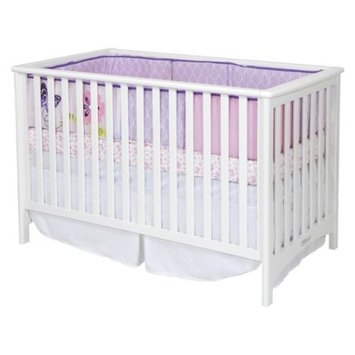 Child Craft London Euro Stationary Crib