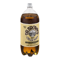 Dr. Brown's Diet Cream Soda Caffeine Free