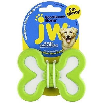 JW Pet Good Breath Bone Dog Toy