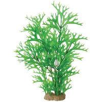 Pure Aquatic Natural Elements Antler Fern Aquarium Ornament in Green Size: 20