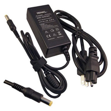 Denaq DQ-PA130004-5517 Laptop AC Adapter - Black (3133609)