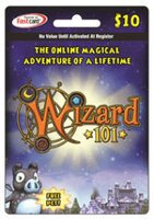Wizard 101 $10