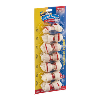 Mini Dingo Dental Bones - 7 CT