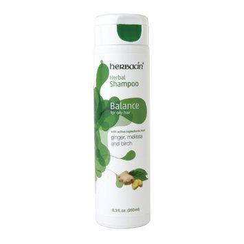 Herbacin Herbal Shampoo Balance for Oily Hair