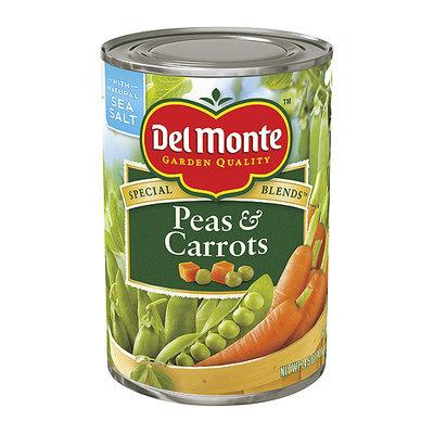 Del Monte :  Peas & Carrots