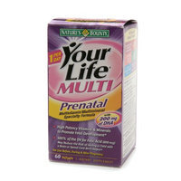 Nature's Bounty Your Life Prenatal Multivitamin