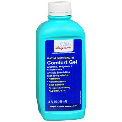 Walgreens Comfort Antacid Max, 12 fl oz