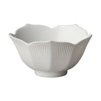 Harold Imports Harold Import Co. Porcelain Lotus Bowl Set of 6 - 4.5