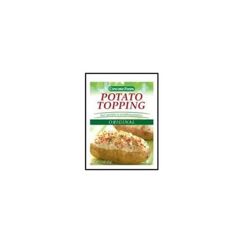 Concord Foods Concord Potato Topping, 1.5-ounce Pouch