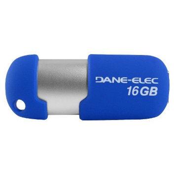 Dane-Elec 16GB USB Flash Drive - Blue (DA-Z16GCNB15D-C)