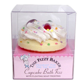 Smith & Vandiver The Fizzy Baker Cupcake Bath Fizz Jelly Bean