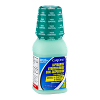 CareOne Loperamide Hydrochloride Oral Suspension Mint Flavor