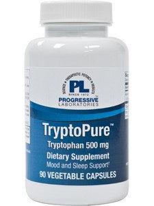 TryptoPure 90ct Caps by Progressive Labs