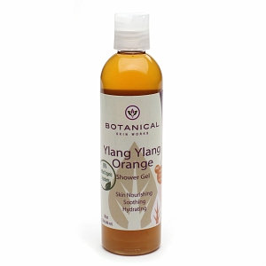 Botanical Skin Works Ylang Ylang/Orange Shower Gel