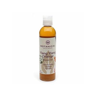 Botanical Skin Works Ylang Ylang/Orange Shower Gel