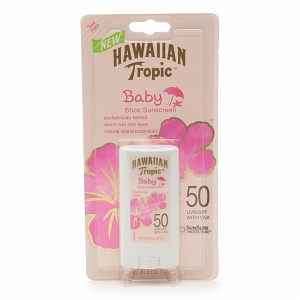 Hawaiian Tropic Baby Faces & Tender Places Sunblock SPF 50