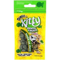 Dingo Kitty Denta Treats, 2-Ounce