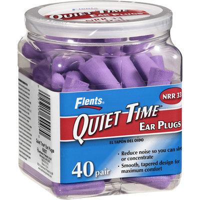 Quiet Time Flents Quiet Contour Foam Ear Plugs, 80ct