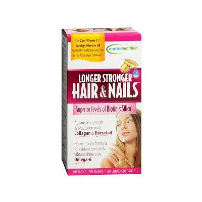 Applied Nutrition Longer Stronger Hair & Nails