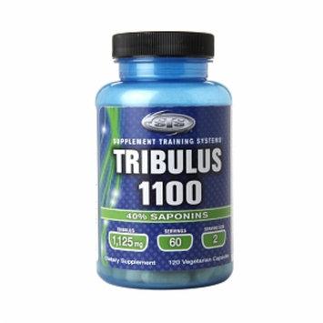 STS Tribulus 1100, vegetarian capsules, 120 ea