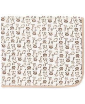 Little Me Infant Boys' Safari Blanket