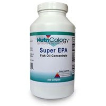 Nutricology/ Allergy Research Group Super EPA Fish Oil Concentrate