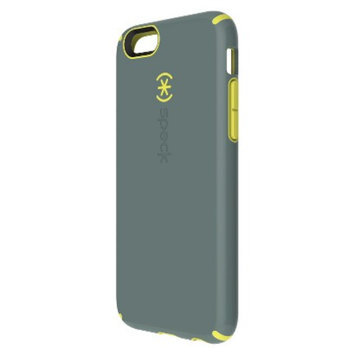 Speck Products Speck CandyShell Cell Phone Case for iPhone 6 - Gray/Yellow (SPK-