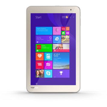 Intel Toshiba Encore 2 WT8-B32CN - Tablet - no keyboard - Atom Z3735G / 1.33 GHz - Windows 8.1 - 1 GB RAM - 32 GB SSD - 8