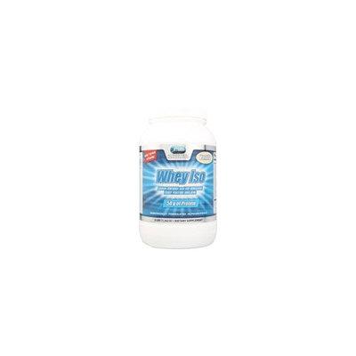 Vitacost Brand Vitacost Whey ISO Protein Isolate Vanilla -- 3 lbs