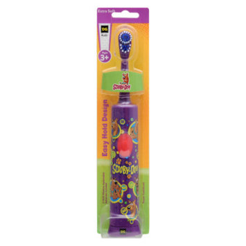DG Kids DG Kid's Scooby Doo Power Toothbrush - Extra Soft - Assorted Colors and Styles