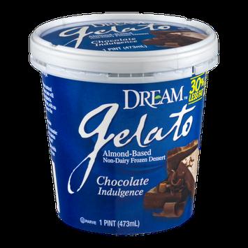 Dream Gelato Non-Dairy Frozen Dessert Chocolate Indulgence