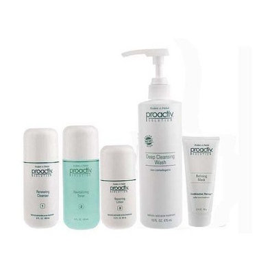 Proactiv Solution 4 Piece Jumbo / Super Size Kit with Free Mask