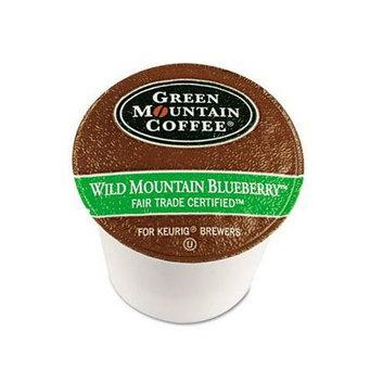 Green Mountain Coffee Roasters Fair Trade Wild Mountain Blueberry Coffee K-Cups