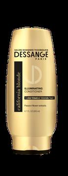 DESSANGE Paris California Blonde Illuminating Conditioner