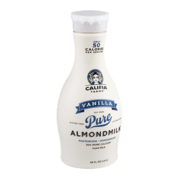 Califia Farms Vanilla Pure Almondmilk