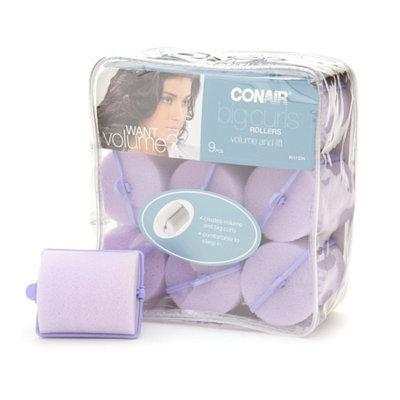 Conair Brush Big Curls Rollers