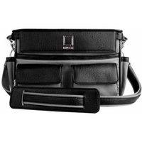 Lencca Coreen SLR Camera Bag, Color Grey Black