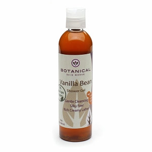 Botanical Skin Works Vanilla Bean Shower Gel