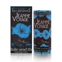 Crazylibellule & The Poppies Crazylibellule and the Poppies - Les Garconnes - Jeanne Voyage Solid Perfume