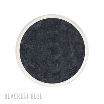 Shadey Minerals Black Eyeshadow - Blackest Blue