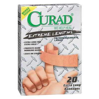 Curad Extreme Lengths Bandages