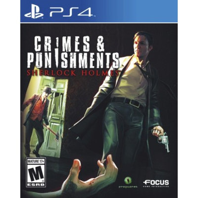Sony Crimes and Punishments: Sherlock Holmes (PlayStation 4)