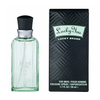 Liz Claiborne Men's Lucky You Cologne - 1.7 oz