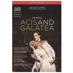Acis and Galatea (Royal Opera House) - DVD