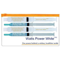 Direct 2u Wholesale LLC Watts Power White 22% Teeth Whitening Sets- 2 Complete Sets