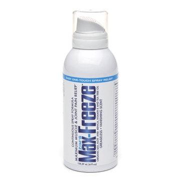 Max-Freeze Continuous Spray Formula