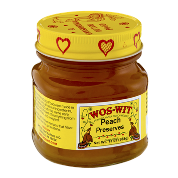 Wos-Wit Peach Preserves