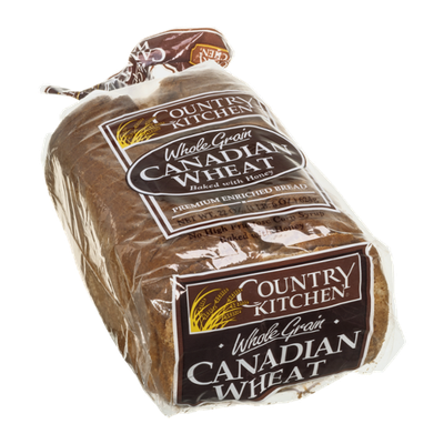 Country Kitchen Canadian Wheat Bread